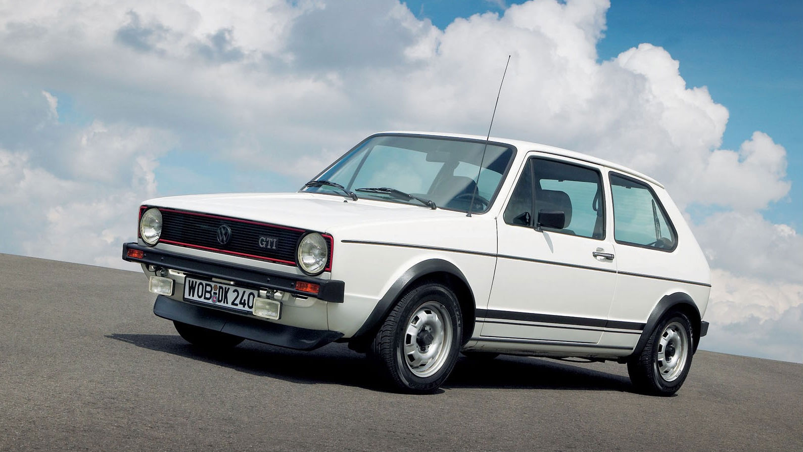 Drivers Generation Cult Driving Perfection Golf Gti Mk1