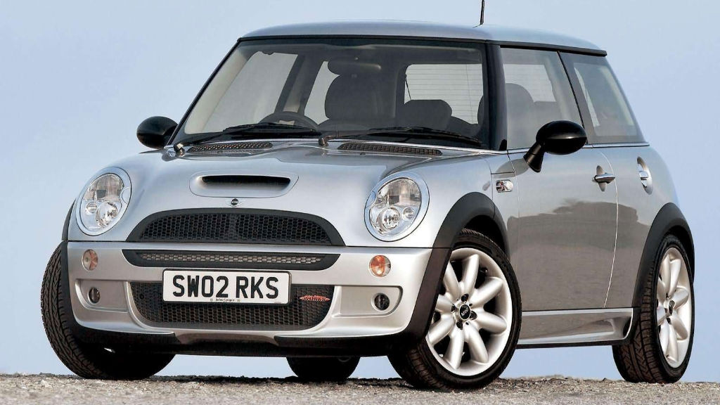 Drivers Generation Cult Driving Perfection Mini Cooper S Works