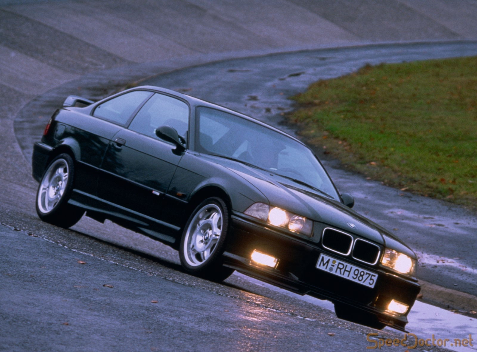 Drivers Generation Cult Driving Perfection Bmw E36 M3 Evo