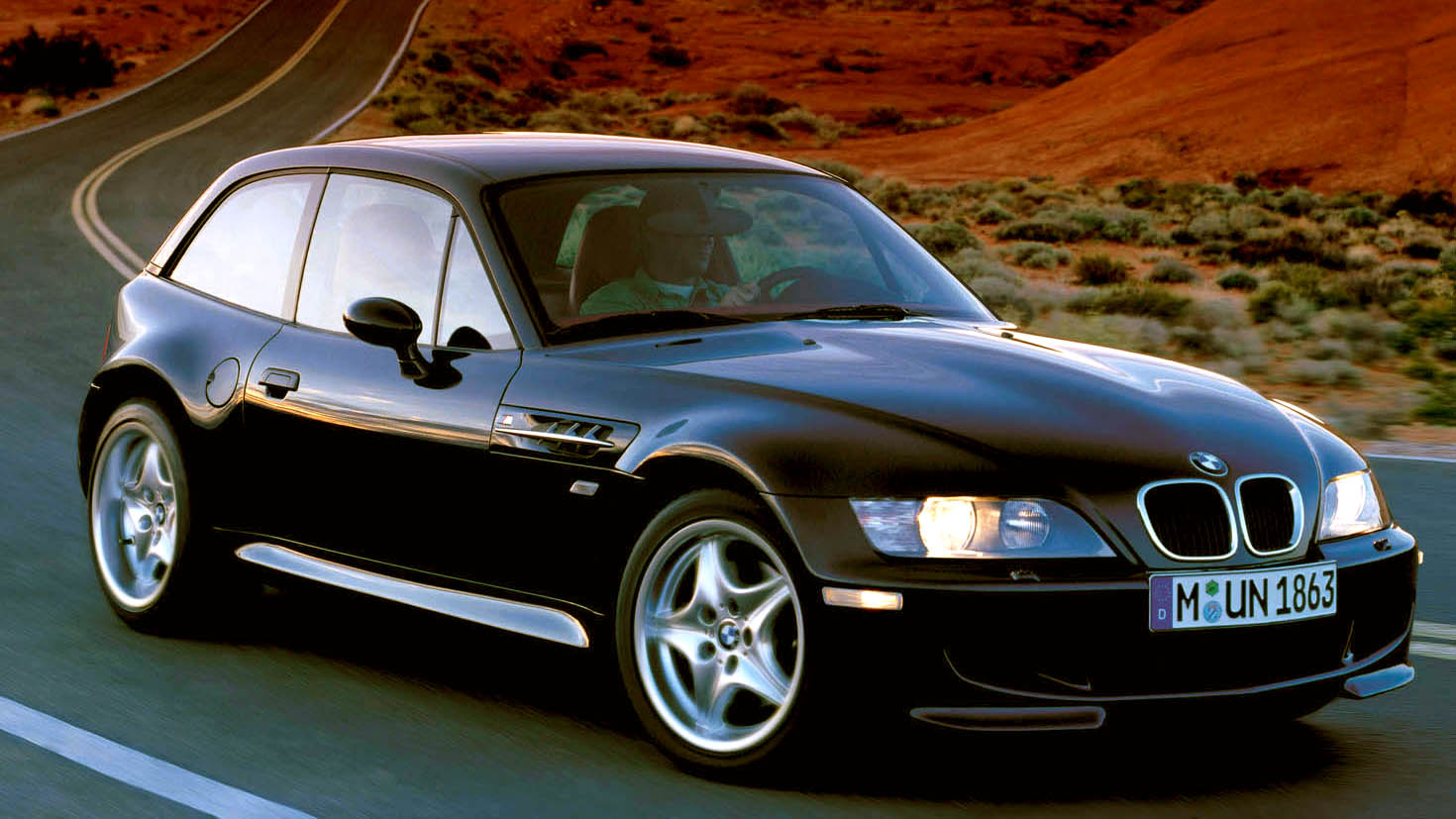 Bmw Coupe Z3m