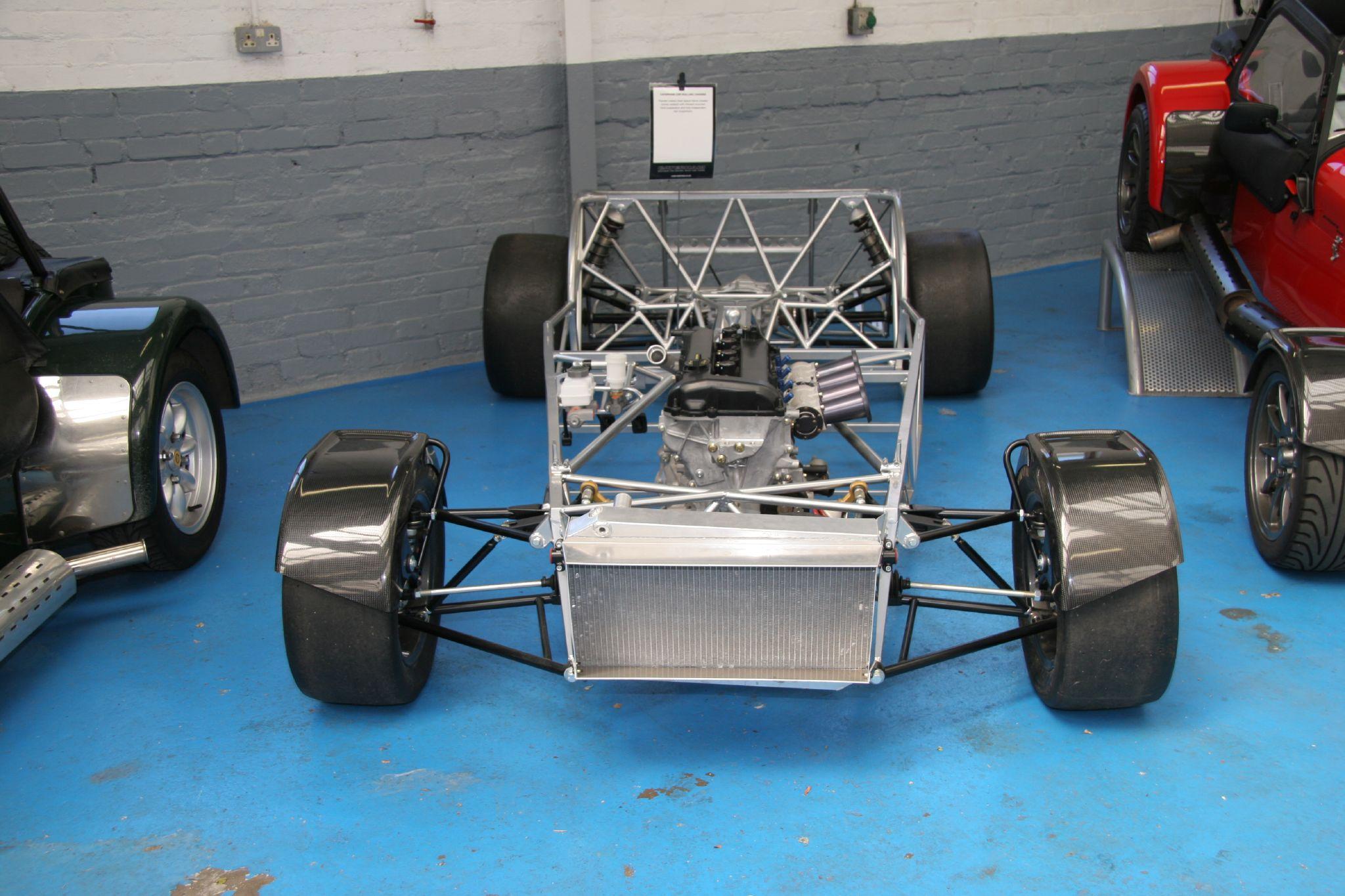 Lotus 7 Replica For Sale >> Drivers Generation   Cult Driving Perfection – Caterham 7 Roadsport