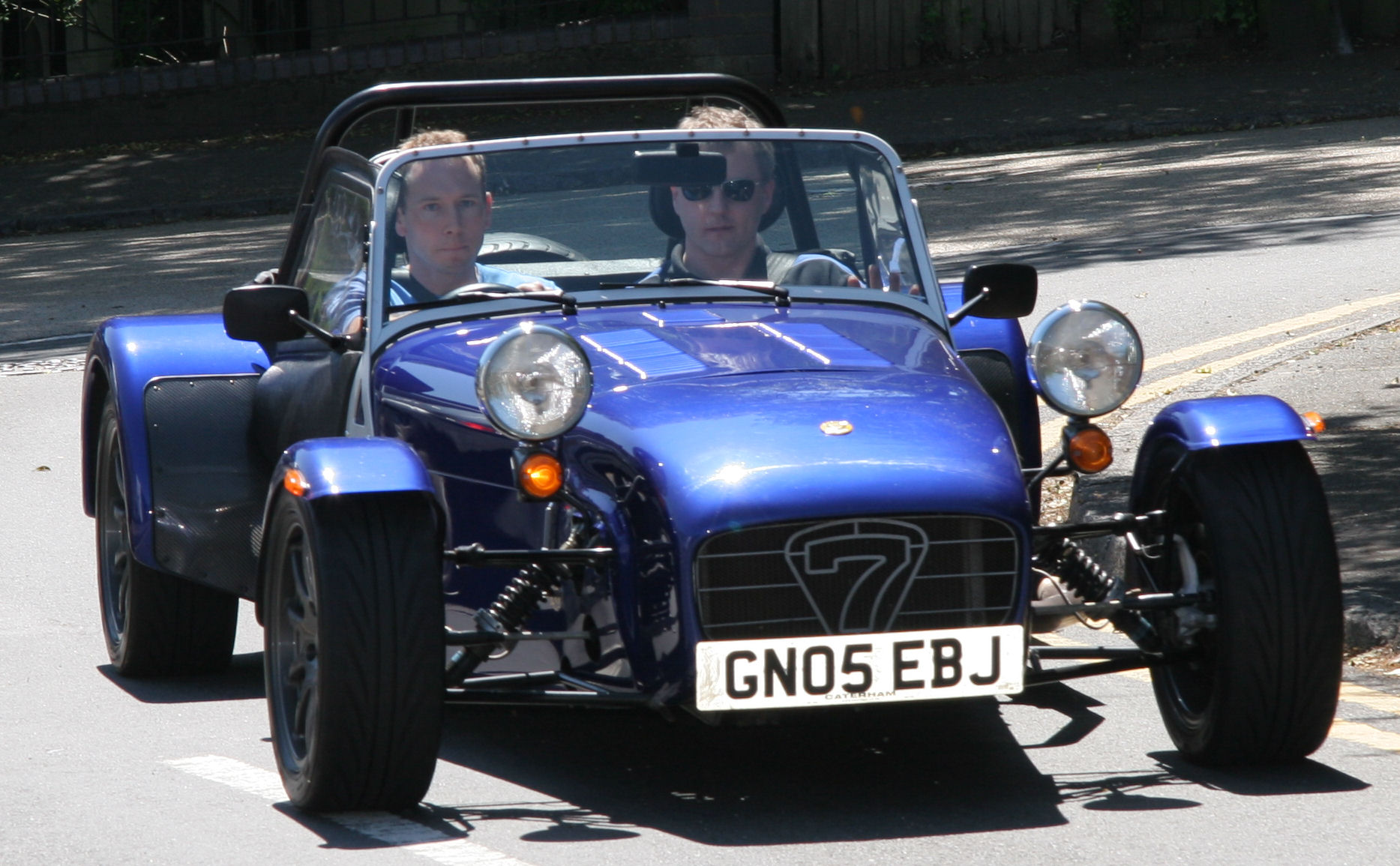 Drivers Generation Cult Driving Perfection Caterham 7