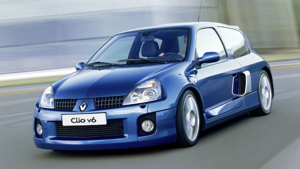 drivers generation cult driving perfection renault clio v6. Black Bedroom Furniture Sets. Home Design Ideas