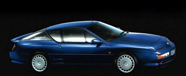 Renault / Alpine A610