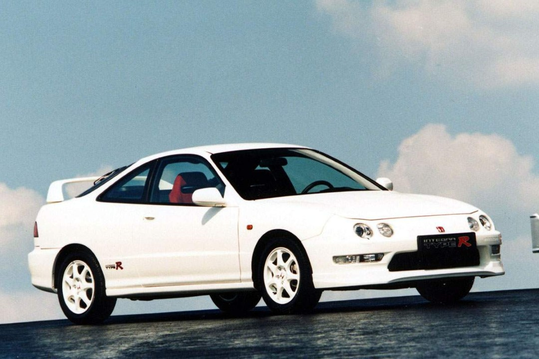 Drivers Generation | Cult Driving Perfection – Integra Type R DC2