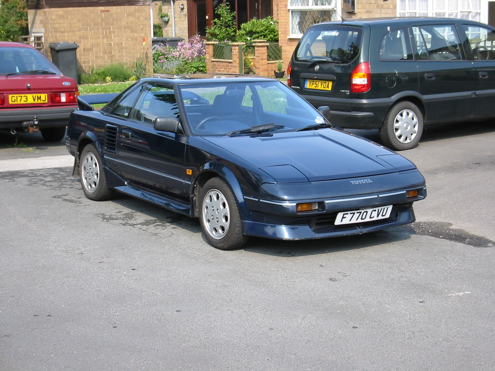 Drivers Generation Cult Driving Perfection Toyota Mr2 Mk1