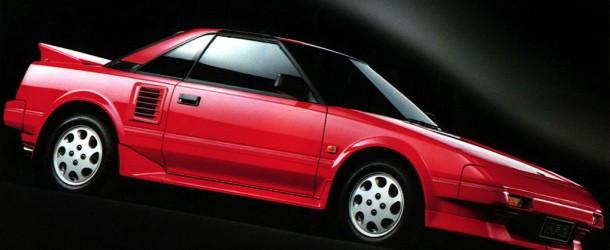 Toyota MR2 Mk1