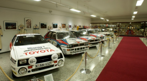 Juha Kankkunens Car Collection