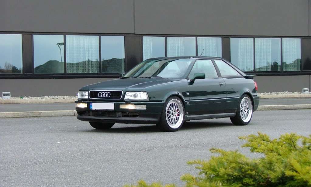 Drivers Generation Cult Driving Perfection Audi S Coupe - Audi s2