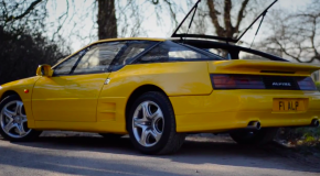 Renault Alpine A610 Video