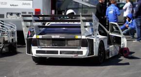 """Kai Roger Bakkens """"homemade"""" Audi"""