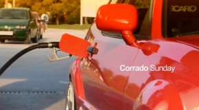Video: Corrado VR6 Sunday