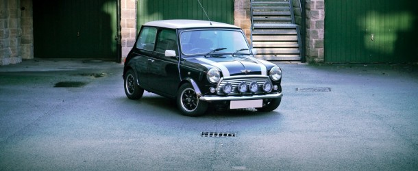 Featured: Classic Cooper S-Works